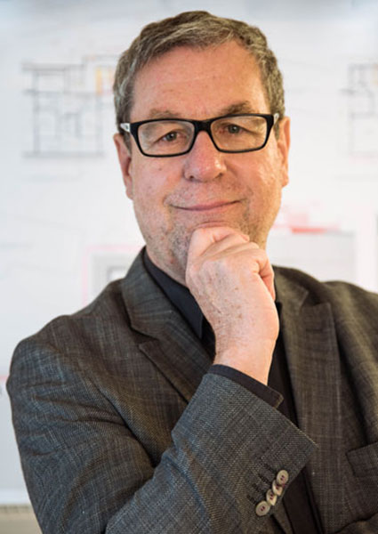 Baumeister Gert Pucher